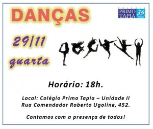 2017-11-29- Danças