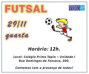 2017-11-29- Futsal